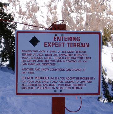 expert trail